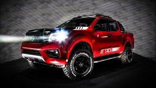 Nissan Frontier Attack  - Obrázek 3