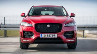 Testovali jsme luxusní Jaguar F-Pace 9