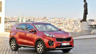 Kia Sportage překročila pětimilionovou hranici prodaných vozidel