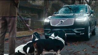 Volvo - zakázaná reklama