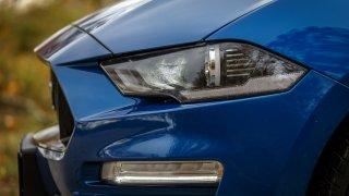 Ford Mustang exteriér 9