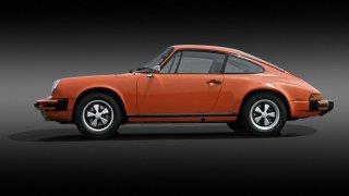 Druhá generace Porsche 911 - řada G s technickými inovacemi