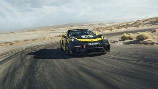 Porsche 718 Cayman GT4 Clubsport 4