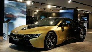 Speciální důvod pro návštěvu zákaznického centra BMW v Mnichově