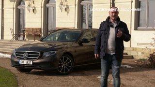 Recenze luxusního kombi Mercedes-Benz E 350d