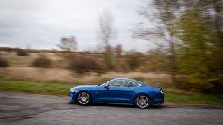 Ford Mustang jízdní 15