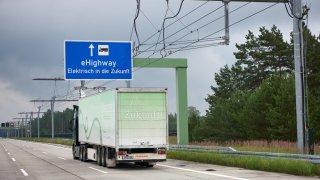 Vozy pro elektrifikované dálnice 2