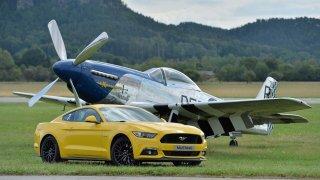 Ford Mustang - Obrázek 2