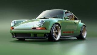 Tohle Porsche musíte milovat! Váží pod tunu a skvělý motor má 500 koní