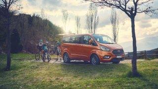 Ford Tourneo Custom dostane pod kapotu nové motory