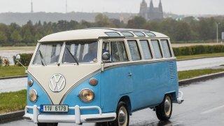 Volkswagen T - 70. výročí