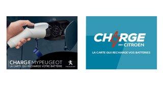 Peugeot Citroën nabíjení elektromobilů