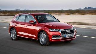 Audi Q5 3.0 V6 TDI 1