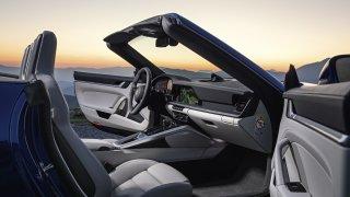 Porsche 911 Carrera 4S Cabriolet 2019 6