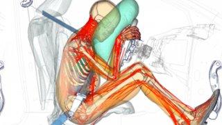 digitální simulace těla