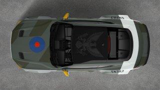 Unikátní 700k Mustang GT v barvách tzv. Eagle Squa