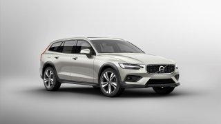 Volvo V60 Cross Country si troufne na nezpevněné cesty