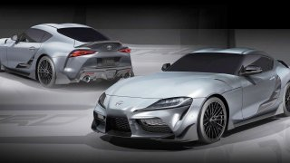 Toyota GR Supra Performance Line TRD 1