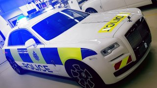 Rolls-Royce Ghost britské policie. 3