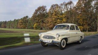 Škoda Octavia 60 let 3