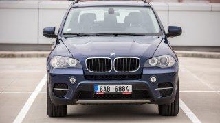 BMW X5 xDrive30d exteriér 2
