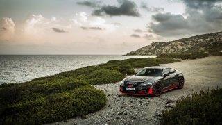 Audi e-tron GT je gran turismem budoucnosti, které ohromuje revolučním elektrickým zvukem