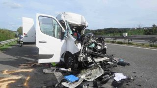 Na dálnicích jsou nejnebezpečnější řidiči náklaďáků a dodávek. Nejvíce ti ve středním věku