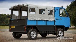 OX Truck - Ideál pro rozvojové země? 1