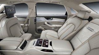 Audi A8 třetí generace 5