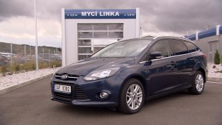 Test ojetiny Ford Focus 2