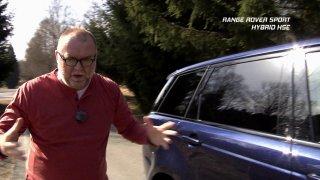 Recenze SUV Range Rover Sport Hybrid (repríza)