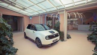 Honda se prezentuje na veletrhu Milan Design Week 2019