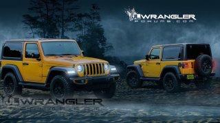 Nový Jeep Wrangler dostane brutální dvoulitr