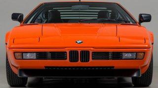Na prodej je vzácné BMW M1. Cena je však ohromující