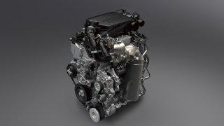 Nová generace motoru 1,4 BoosterJet