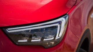 Opel Crossland X exteriér 3