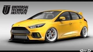 Ford Focus SEMA 2018 2