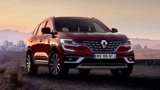 Renault Koleos po decentním faceliftu a se dvěma novými turbodiesely