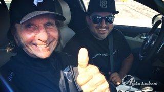 Pilot F1 za volantem Stingeru!