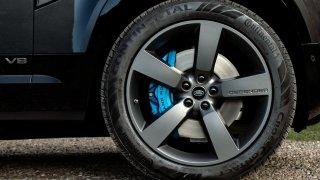 Land Rover Derender V8