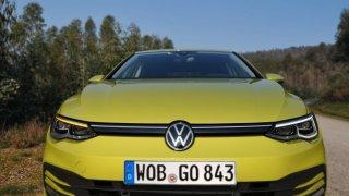 Volkswagen Golf VIII.