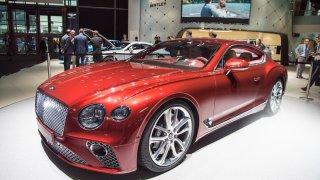 Prohlédněte si nové Bentley Continental GT. Je úchvatné!