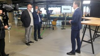 První rozhovor s novým šéfem Škody Auto: Konkurovat Dacii budeme, ale zůstanou i dražší auta