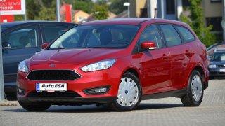Oblíbený Ford Focus 3. generace je autem pro mladé