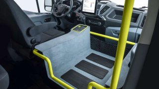 Ford Transit Electric Smart Energy Concept 3