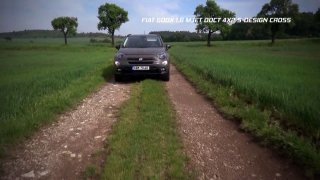 Test malého SUV Fiat 500X 1.6 MJet DDCT 4x2
