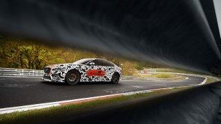 Nejrychlejší Jaguar, tajemný Project 8 1