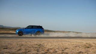 Range Rover Sport SVR 2