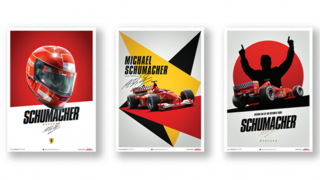 Automobilist Michael Schumacher