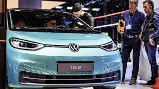 Volkswagen ID.3 konečně bez maskování. Je tohle opravdu elektrorevoluce?
